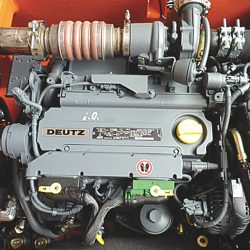 Nieuwe Tier 4i-motoren