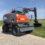 Nieuwe Atlas 140W afgeleverd aan Loonbedrijf en Kraanverhuur Van den Berg in Foxwolde-Roden